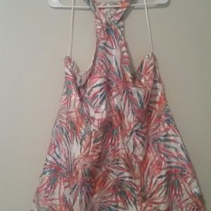 Anthropologie plus dress